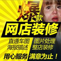 淘宝京东首页一号店亚马逊店铺装修