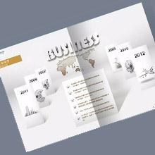 宣传品设计 精美高端画册设计/产品手册/电子/招商